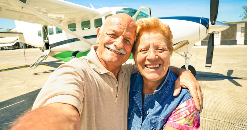 When you travel, don't leave decisions about your medical care up in the air